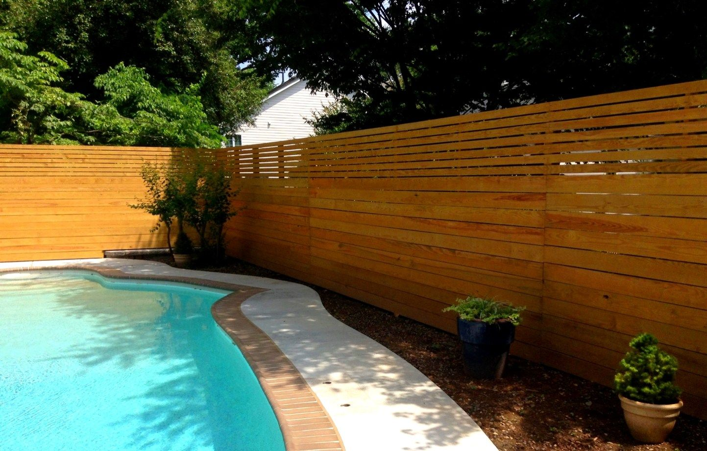 wood privacy fence 6ft privacy fence large privacy fence wood rh pinterest com best privacy fence designs privacy fence design ideas