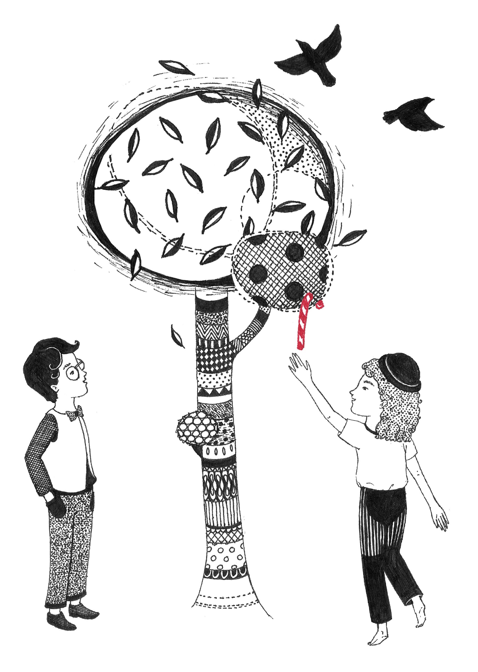 Treasure (children's illustration)