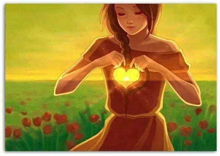 A gratidão é a memória do coração