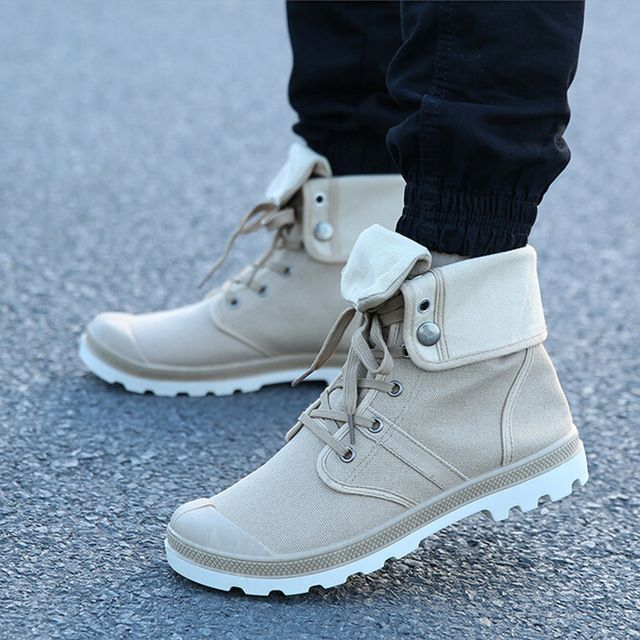 Cheap shoes fashion, Buy Quality shoes style directly from China shoes boots  Suppliers: New 4 Colors men shoes Style Fashion High-top Military Ankle  Boots ...