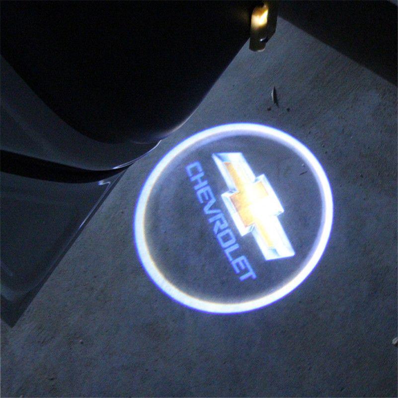 Led Car Logo Door Projector Laser Light For Chevrolet Cruze Aveo Lacetti Captiva Cruz Spark Orlando Niva Epica Sonic Sail Malibu Chevrolet Cruze Malibu Orlando