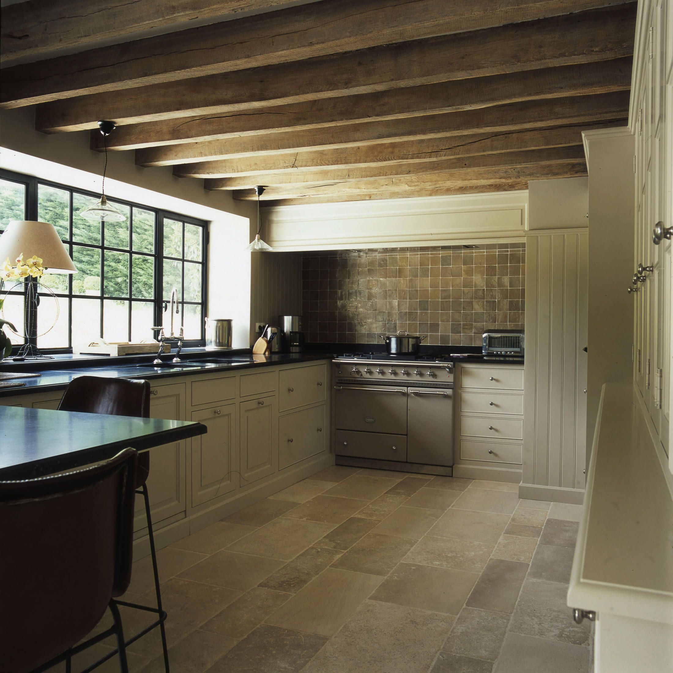 Kitchen «Amboise», by Baden Baden (Brussels) www.badenconcept.com ...