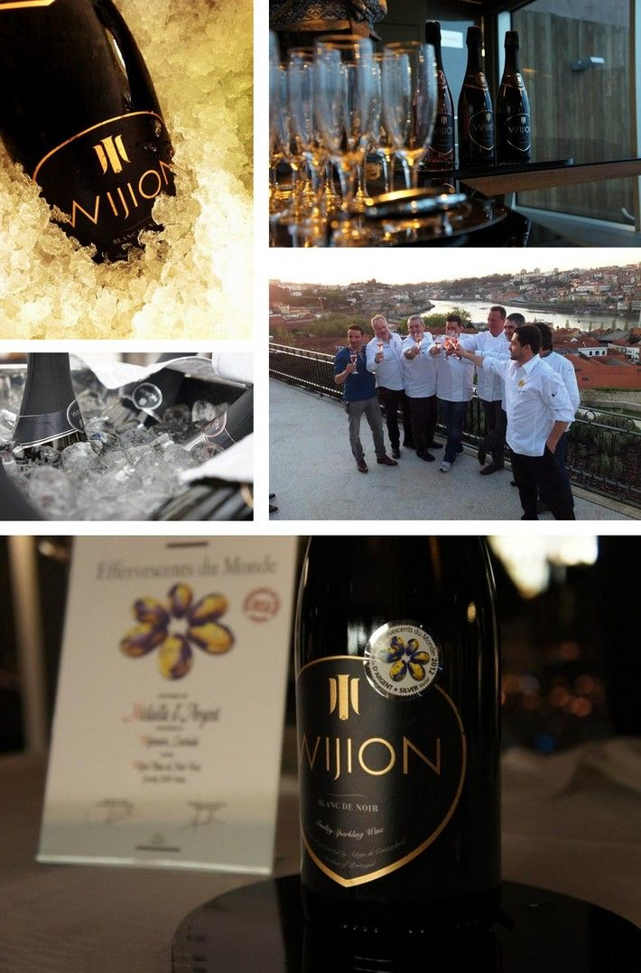 WIJION – the Portuguese champagne that has been highly acclaimed by its tremendous flavor.