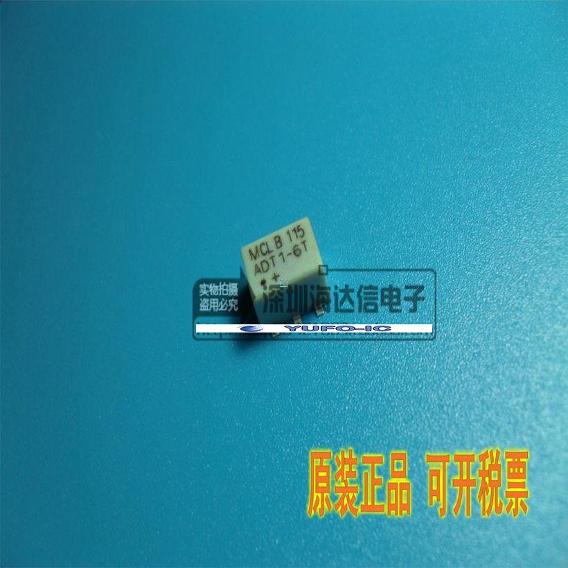 Free Shipping 1PCS Mini filter ADT1-6T RF transformer SOP-6 YF60121