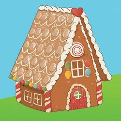 Hansel and Gretel | Gingerbread house, Candyland, Edinburgh fringe festival