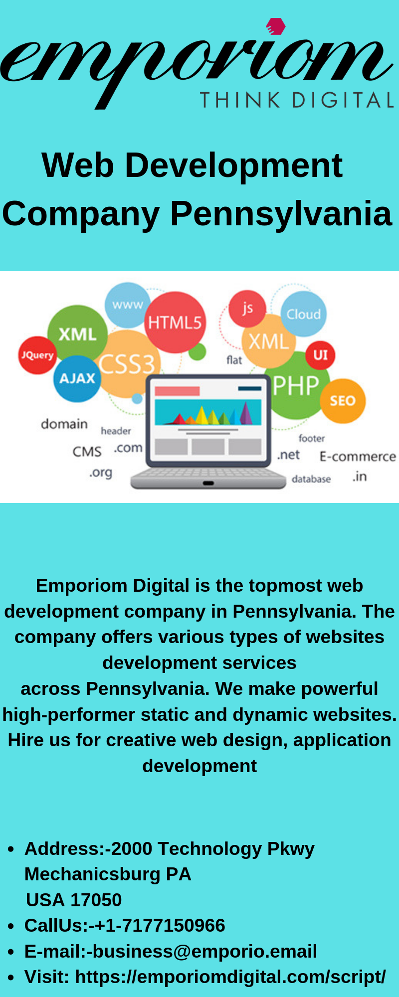 Web Development Company In Pennsylvania Web Development Company Web Development Web Design Company