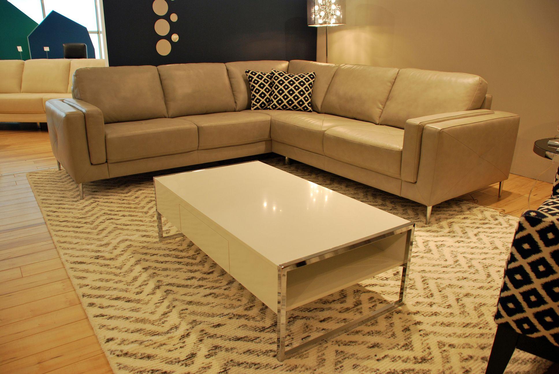 The Zuri sofa from Palliser Showroom 400 at 220Elm HPMKT
