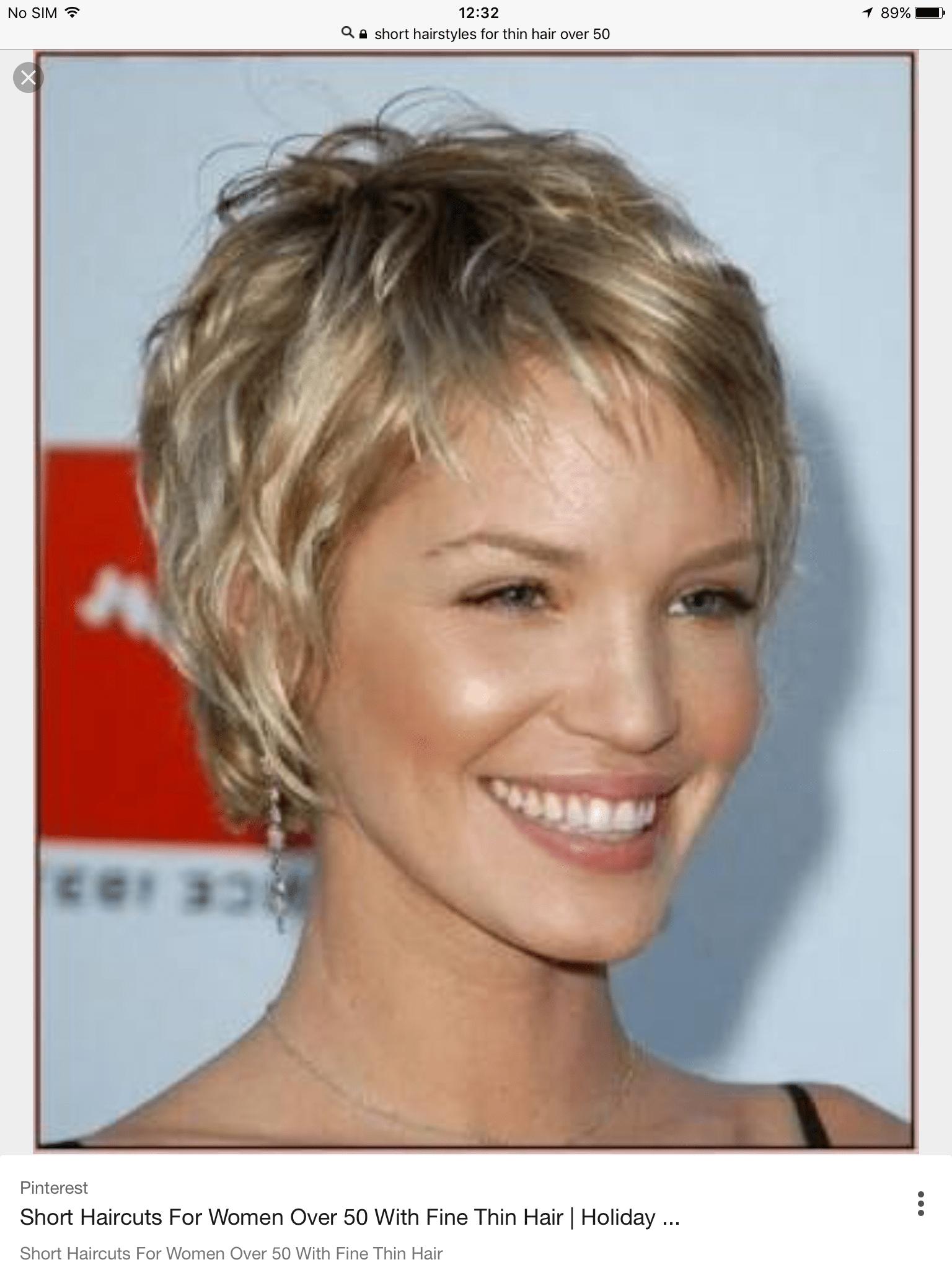 Inspirierende Frisuren für Frauen mit dünner werdendem Haar - Neu