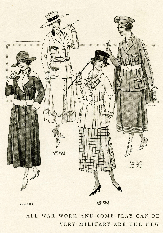 Pin By Debra Keinert On Ww1 Fashion Edwardian Era Fashion Fashion Vintage Fashion