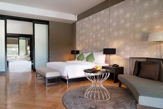 Le Meridien Chiang Rai Resort, Thailand—Grand Deluxe Suite Bedroom is part of Hotel bedroom Suite - index    lemeridien chiangrai@lemeridien com (66)(53) 603 333