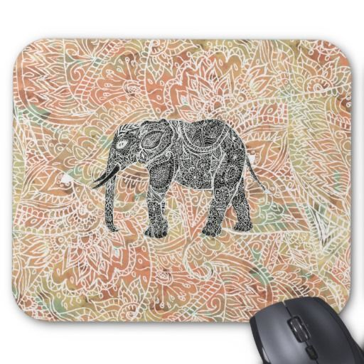>>>Cheap Price Guarantee          Tribal Paisley Elephant Colorful Henna Pattern Mouse Pad           Tribal Paisley Elephant Colorful Henna Pattern Mouse Pad in each seller & make purchase online for cheap. Choose the best price and best promotion as you thing Secure Checkout you can trust Buy...Cleck Hot Deals >>> http://www.zazzle.com/tribal_paisley_elephant_colorful_henna_pattern_mousepad-144579969227802501?rf=238627982471231924&zbar=1&tc=terrest