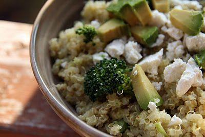 London Proper: Quinoa Salad Bowls