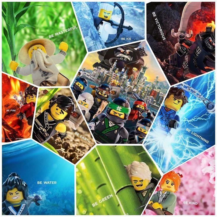 Ninjago Lego Ninjago Movie Lego Ninjago Ninjago