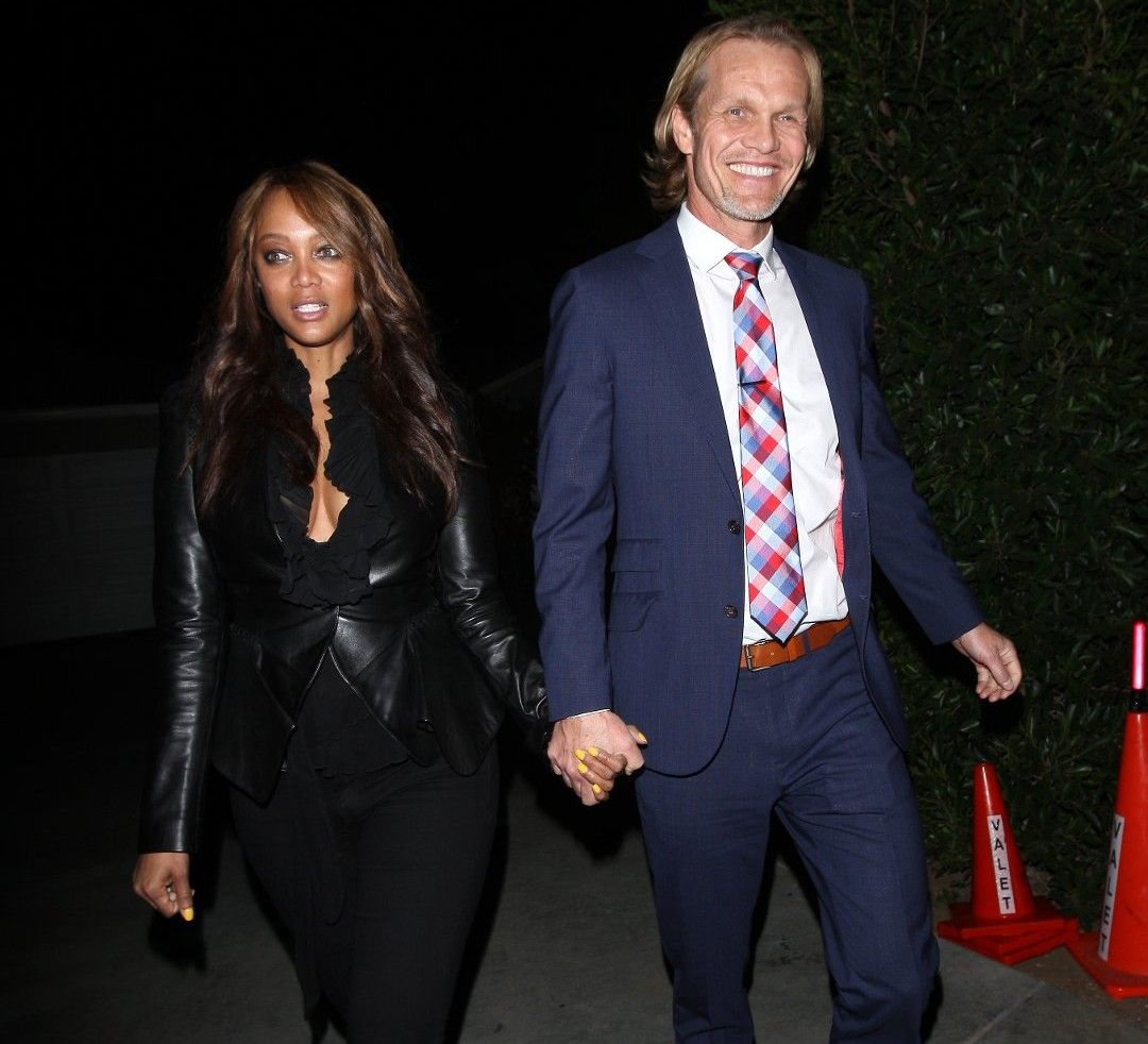 Who is tyra dating 2012