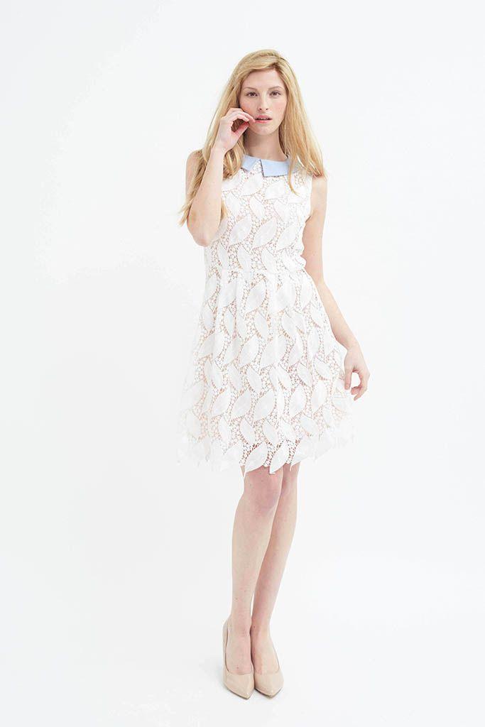 d2d807df05 Placid Leaf Dress - misspatina.com