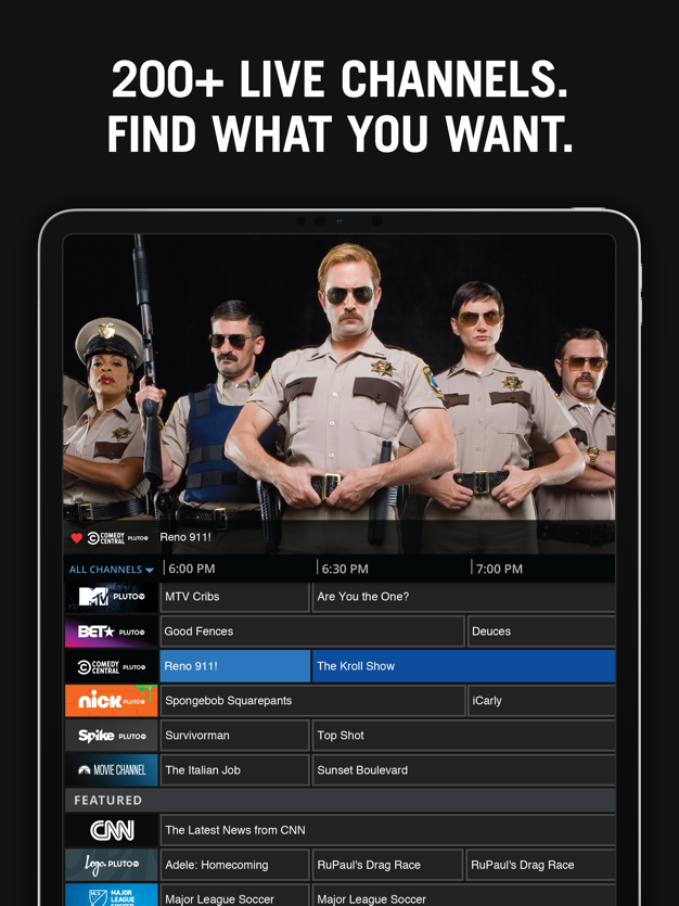 ‎Pluto TV Live TV and Movies on the App Store in 2020