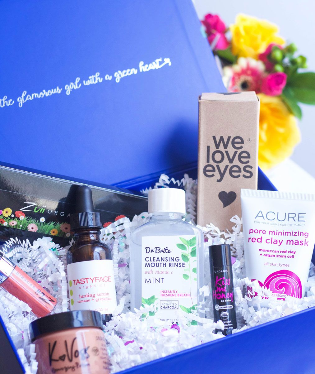 6 Green Beauty Boxes You Should Subscribe to Now Beauty