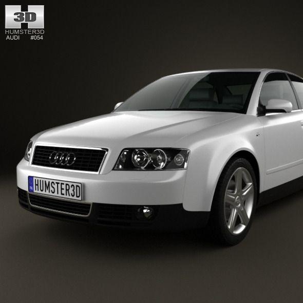 Audi A4 (B6) Sedan 2002