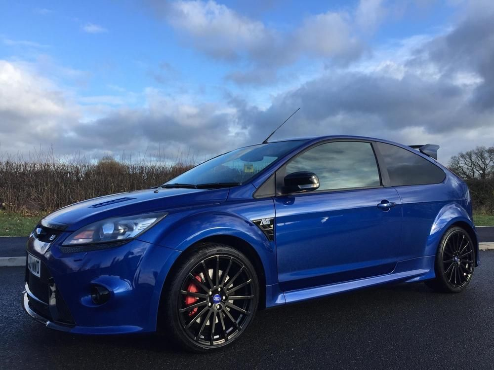 Stunning Ford Focus Rs 2 5 20v Fsh Lux Pack For Sale On Ebay Ford Focus Ford Focus Rs Focus Rs
