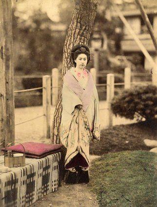 イギリス人が撮った江戸末期の日本人 西洋文化が浸透する前の ...