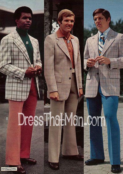 Mens Vintage Clothing Dressthatman Com Men S Fashion In The 70 S