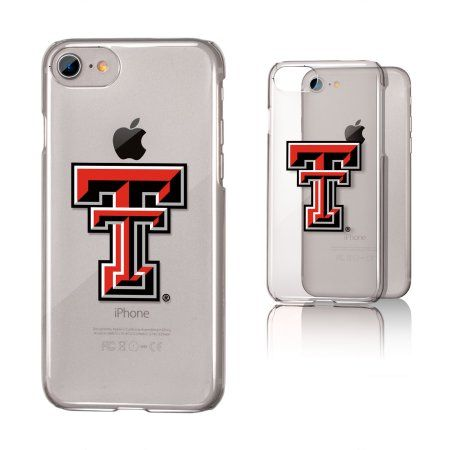 Texas Tech Clear Case for the iPhone 6 / 6S / 7 / 8 Ncaa