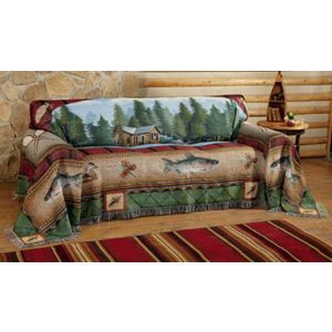 Brilliant Lake Cabin Sofa Cover Lakes Fishin Boats My Lake Gamerscity Chair Design For Home Gamerscityorg