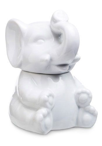 Elephant Sugar Jar