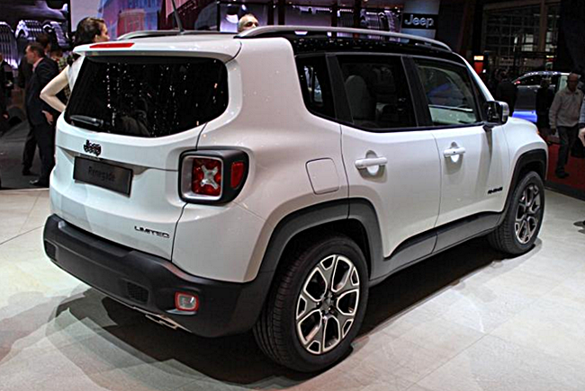 2017 Jeep Renegade Redesign Release Changes Jeep Renegade