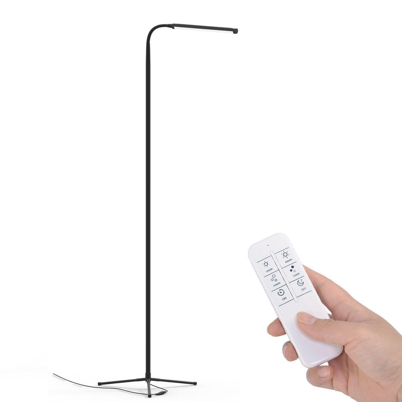 YOUKOYI F9 Modern Dimmable LED Floor Lamp for Living Room
