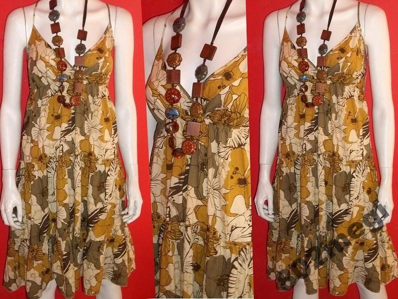 E Vie Oryginalna Sukienka Princeska Kwiaty 40 42 4919993722 Oficjalne Archiwum Allegro Home Decor Decor