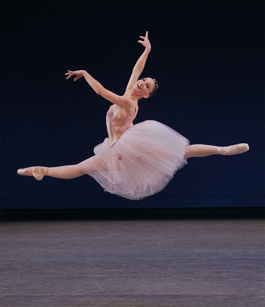 firebird jump ballet - Google Search | Ballet poses ...