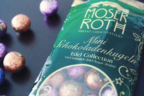 [Werbung] MOSER ROTH – Mini Schokoladenkugeln