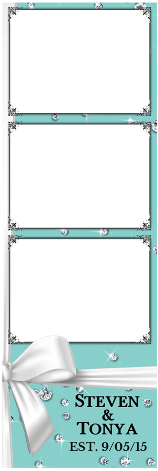 Check out this cool Tiffany style photo strip that everybody will ...