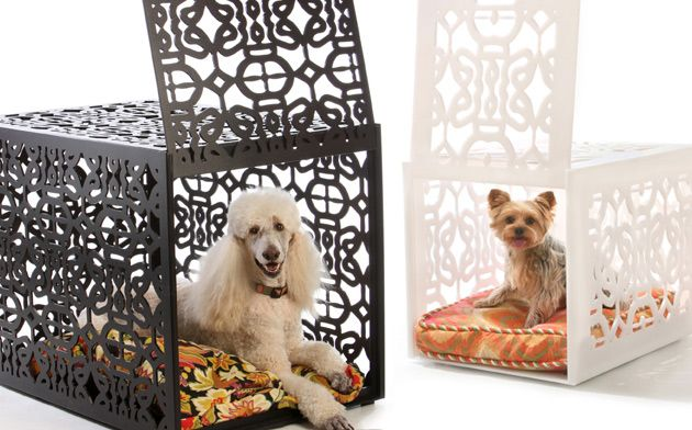 Bespoke Dog Crates Ultra Luxury For A Stylish Home Pet