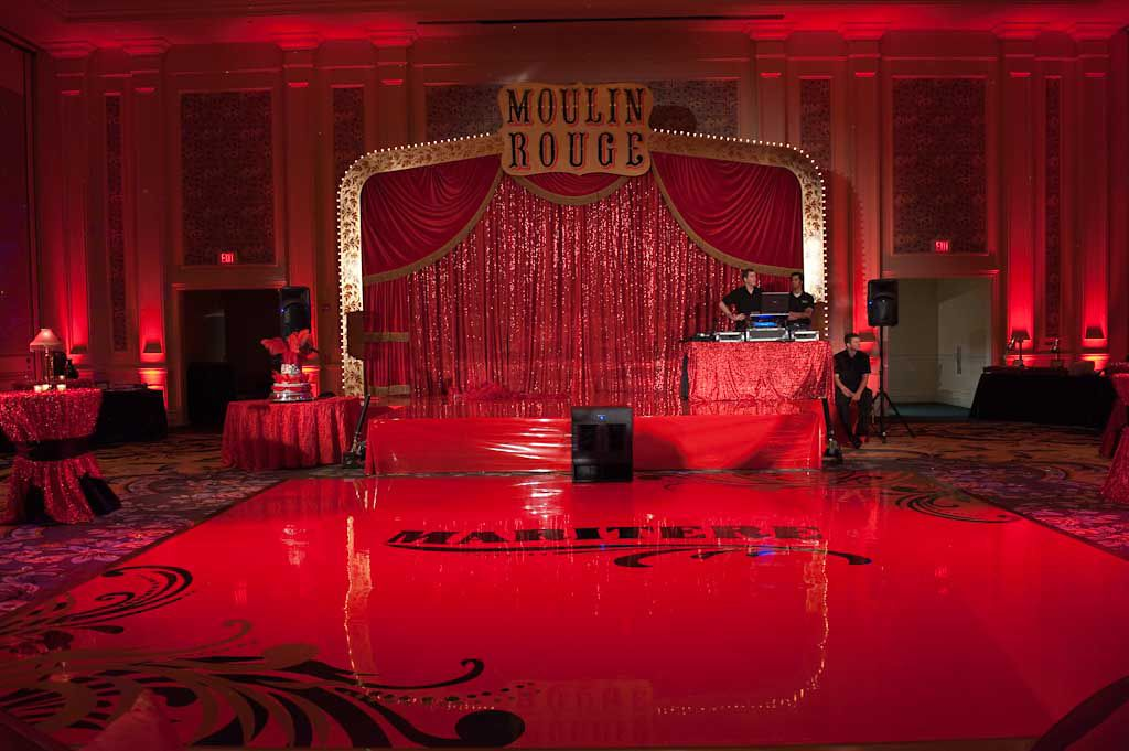 moulin rouge stage for a burlesque party | Gothic & Dark ...