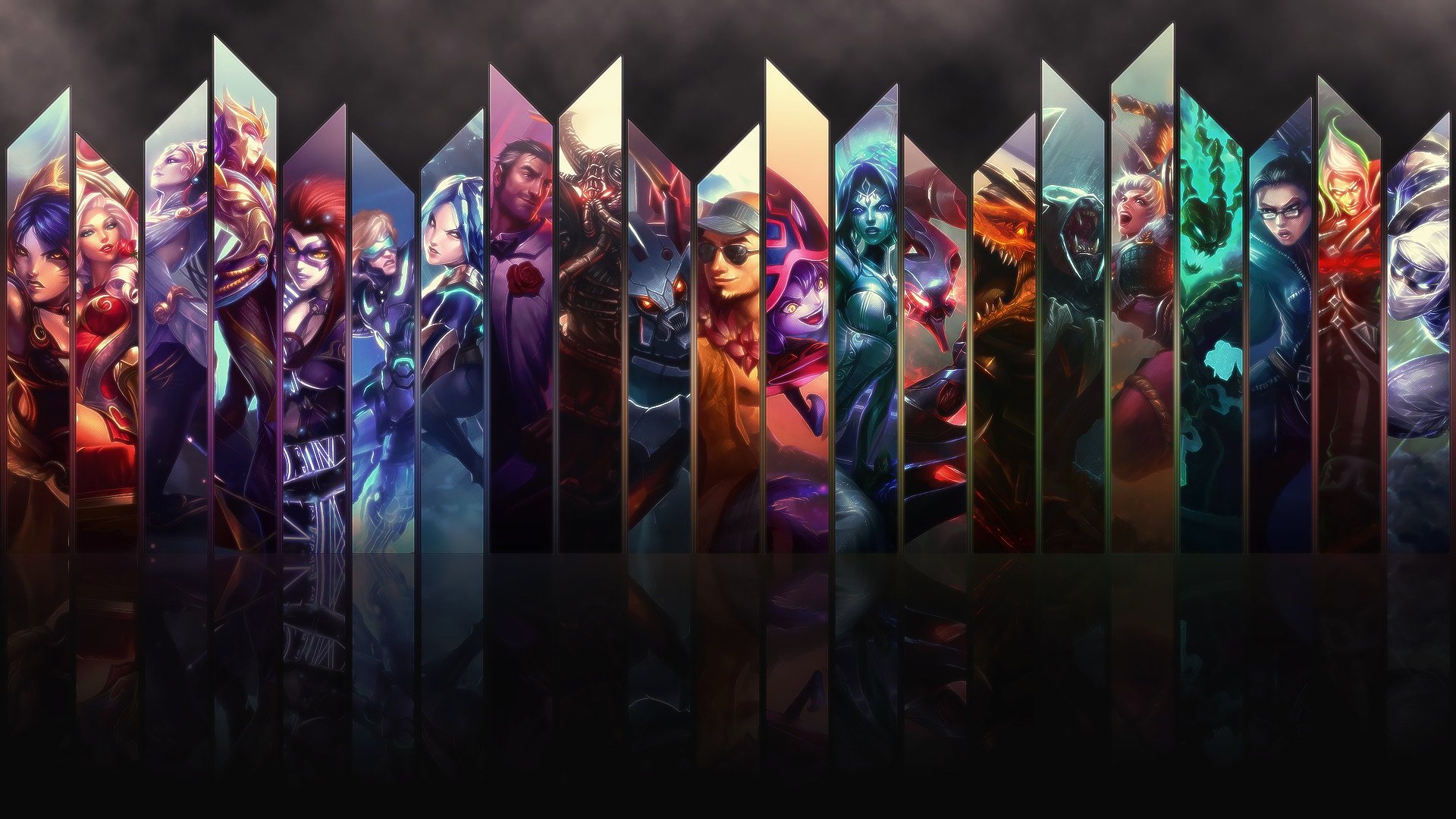 League Of Legends Wallpapers Collection For Free Download | HD ...