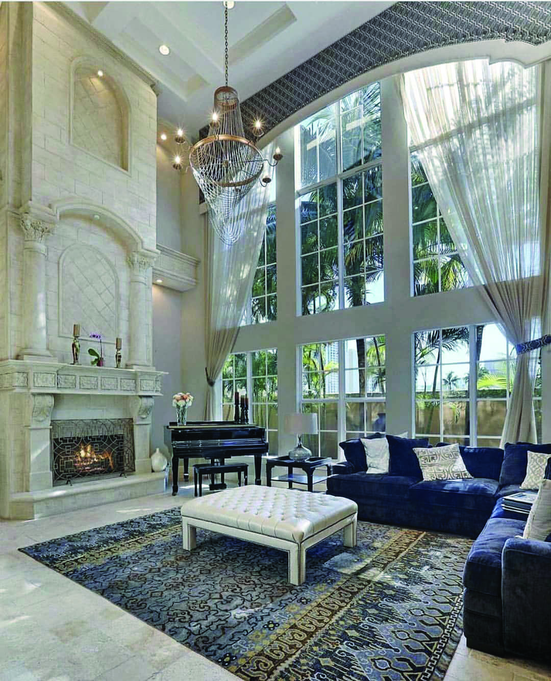 New Home Designs Latest Luxury Living Rooms Interior: 15 Luxury Living Room Designs (Stunning).