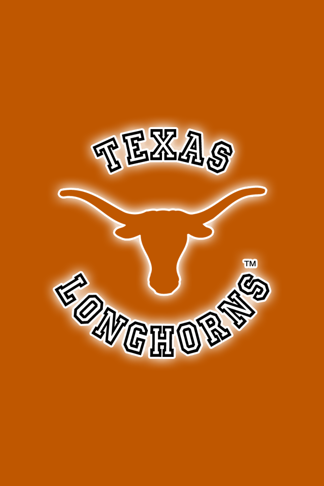 Get A Set Of 12 Officially Ncaa Licensed Texas Longhorns Iphone Wallpapers Sized For Any Texas Longhorns Football Texas Longhorns Football Logo Texas Longhorns