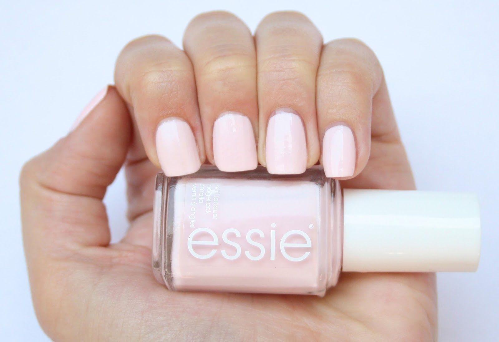 Essie - Fiji | Polish Wishlist: Pinks | Pinterest | Uñas pintadas ...