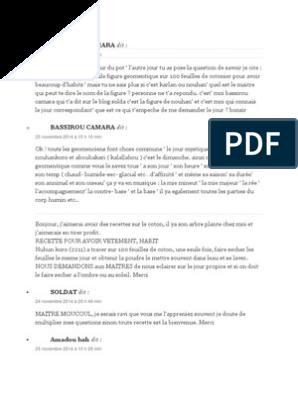 La puissance du nom de jesus pdf