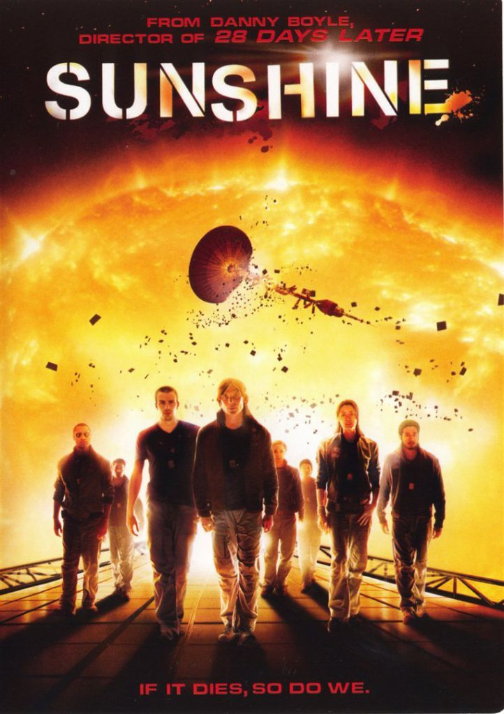 Sunshine Ranking Every Danny Boyle Film From Worst To Best Peliculas De Terror Carteles De Peliculas Afiche De Cine