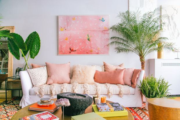 Before and After : Calypso Maison | Pinterest | Justina blakeney ...