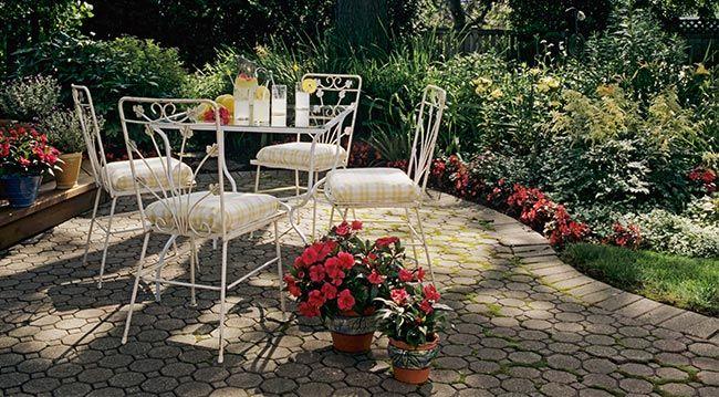 Ventes Privees De Meubles Jardin Anglais Jardins Jardin Provencal