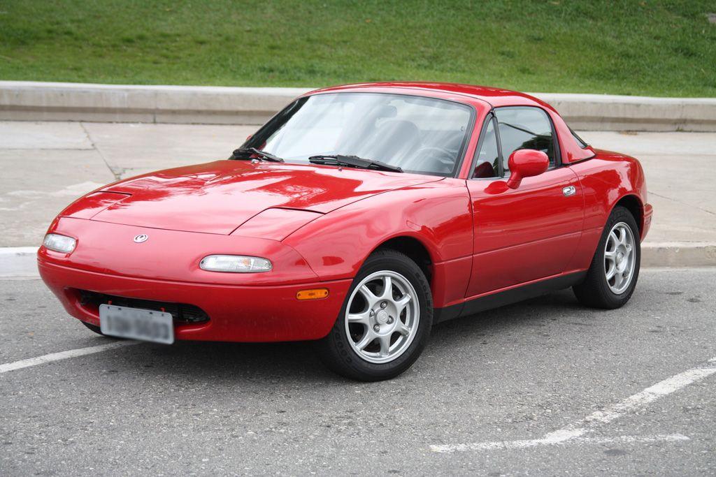 Red Miata NA estim. 1995 original rims   Cars   Miata ...