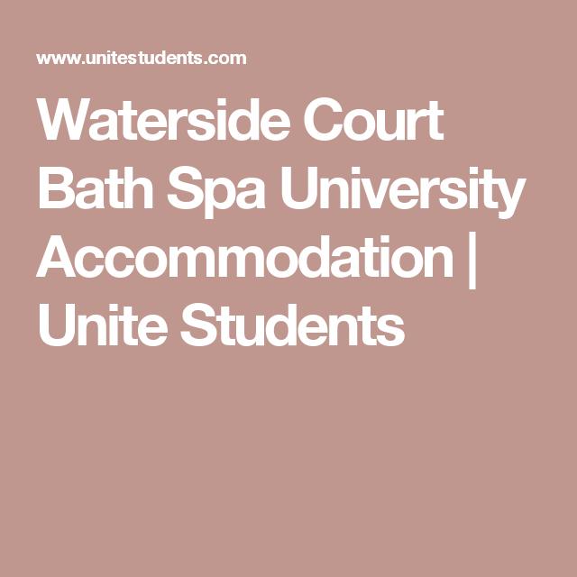 Waterside Court Bath Spa University Accommodation | Unite Students