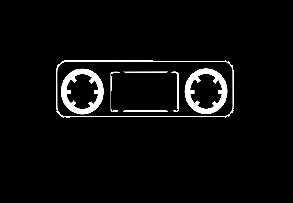 Free Image On Pixabay Cassette Tape Audio Music Sound Clip Art Vintage Tape Art Cassette Tapes