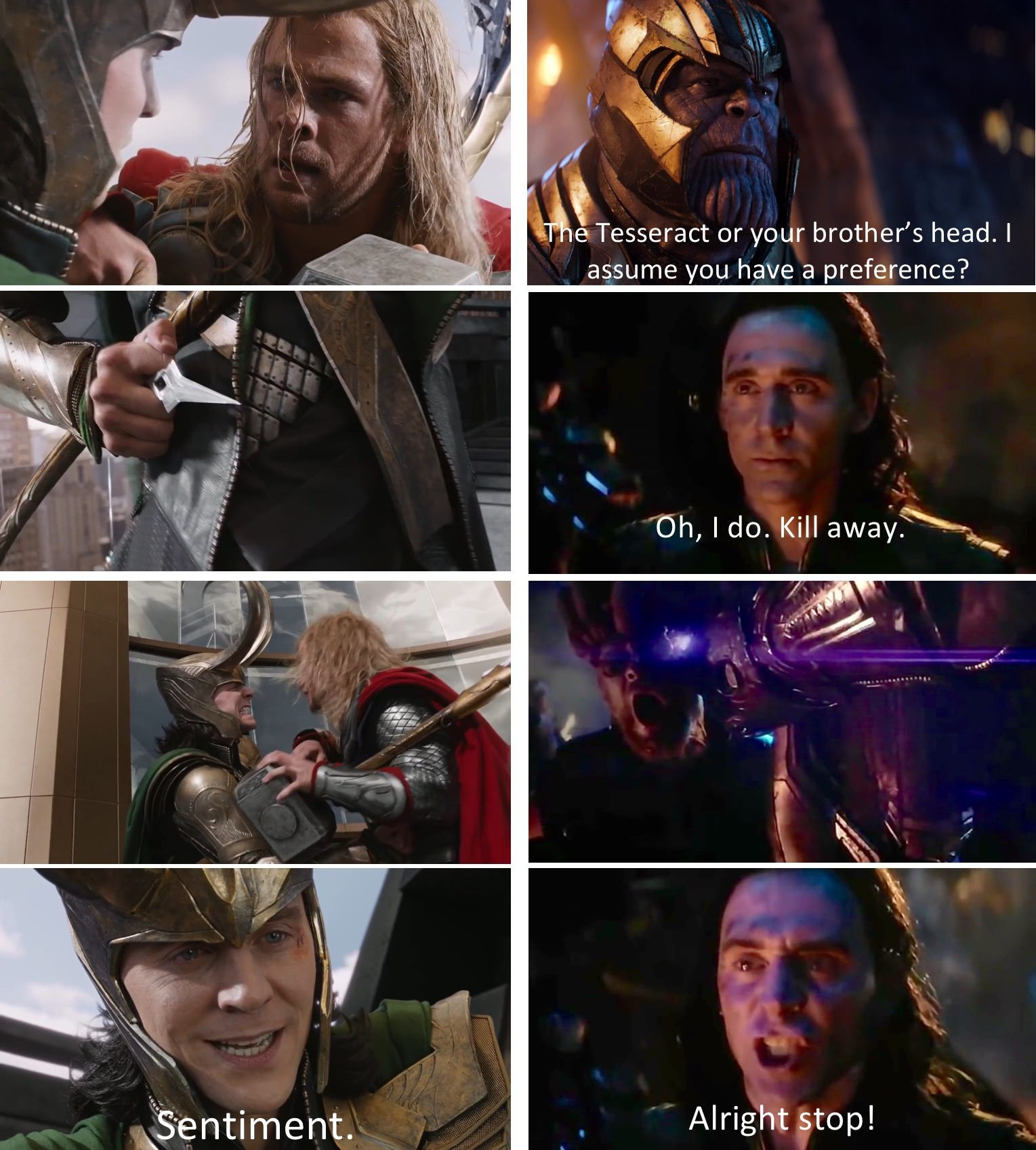How Far Loki And Thors Relationship Has Grown From The