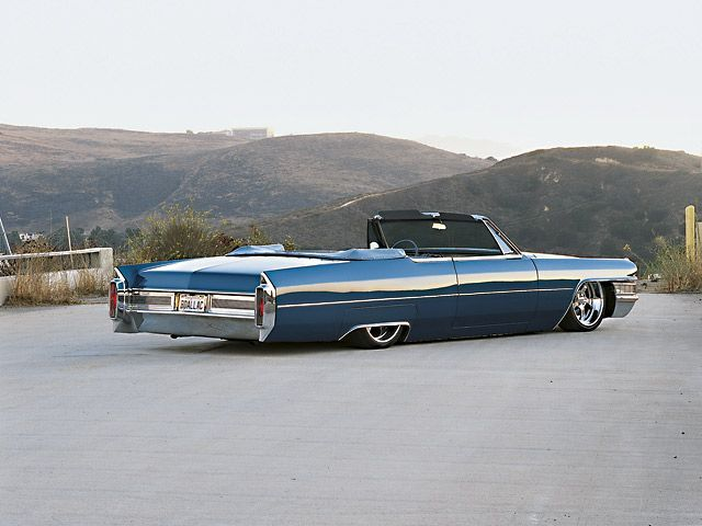 Cadillac Convertible Rims Customized 1960 S And 70 Cadillacs Thread Luxury 2010 Driver