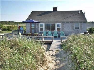 Cape Cod beach cottage, future home